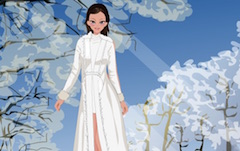 White Collction Dress Up