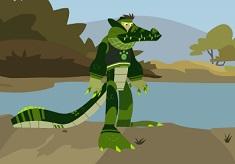 Wild Kratts Croc Hatch