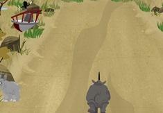 Wild Kratts Rhino Bowl