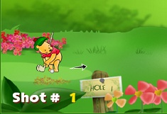 Winnie 100 Acre Wood Golf