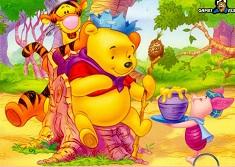 Winnie Hidden Numbers