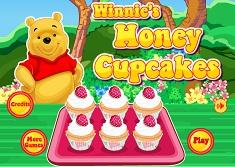 Winnie Honey Cupcakes