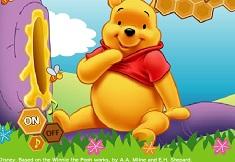 Winnie Honey Puzzle