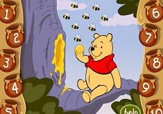 Winnie the Pooh Honey Tree Countdown