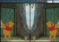 Winnie the Pooh Spot the Differences