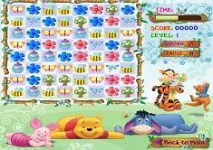 Winnie the Pooh Springtime Scramble