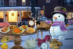 Winter Snow Hidden Objects
