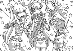 Winx Club Rock Star 2
