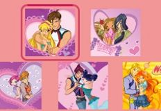 Winx Love Puzzle