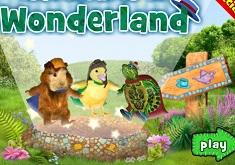 Wonder Pets Adventures in Wonderland