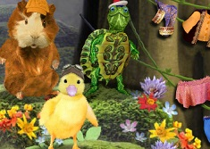 Wonder Pets Dress Up