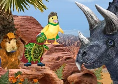 Wonder Pets Save a Baby Dinosaur