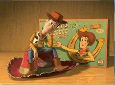 Woody and his Box Puzzle