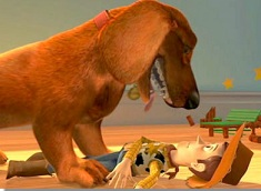 Woody and the Angry Dog Puzzle