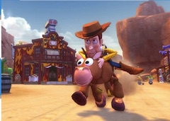 Woody and the Horse Puzzle