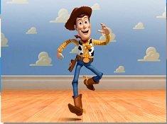 Woody Dancing Puzzle