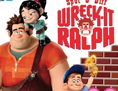 Wreck it Ralph 6 Differences
