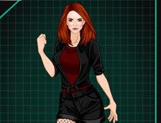 X Girl Scene Maker X Men Games