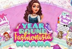 Year Round Fashionista Moana