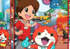 Yo Kai Watch Memory