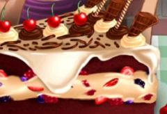 Yummy Delight Cake Decor