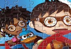 Zack and Quack Puzzle 2