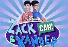 Zack and Xander Puzzle Mania