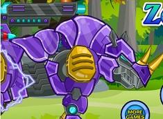 Zoo Robot Rhino
