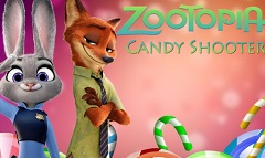 Zootopia Candy Shooter