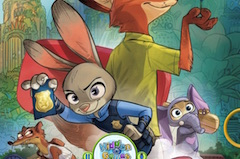 Zootopia Find Numbers