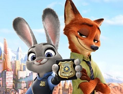 Zootopia Jelly Match