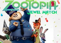 Zootopia Jewel Match