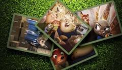 Zootopia Jigsaw Puzzle