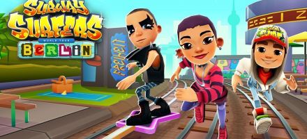 Top Subway Surfers games for mobile